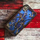 Steampunk Wallet iPhone Cases Book Cover Samsung Wallet Leather Phone Cases