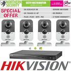 HIKVISION 1 2 3 4 IP CAMERA 5MP WIFI MIC IR PIR NETWORK COMPLETE CCTV KIT BUNDLE
