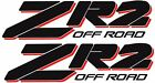 *NEW* 4X4 OFFROAD DECAL STICKER EXTREME S10 GMC Sonoma ZR-2 ZR2 731.