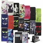Handyhülle Schutz Tasche Wiko Lenny 4 Jerry 2 ZTE Blade L7 Bookstyle Case Cover