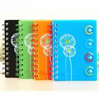 personalized spiral notebooks - A6 Spiral Coil Personal Dandelion Notebook Diary Organiser Pad Memo Stationery#1