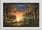 Terry Redlin Morning-Surprise_revised HD Art printed on canvas home decoration