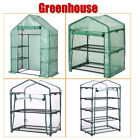 2/3 Tier Mini/Walk In Greenhouse Outdoor Plant Garden PVC Green House Portable