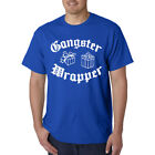 Funny GANGSTER Wrapper Christmas T-Shirt - Awesome Gift Rap Hip Hop X-MAS Tee