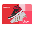 Kyпить Because You Love Sneakers  - eBay Digital Gift Card $15 to $200 на еВаy.соm