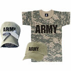 Army Toddler Camo T-Shirt and Hat Gift Pack