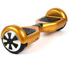 """Ul2272 Certified 6.5"""" Hoverboard Electric Scooter Self Balance Skateboard Led"""
