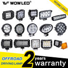 WOW - LED Work Light Car Boat Offroad Driving Bar Lamp SUV 12W 18W 27W 45W 60W