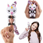 NEW Unicorn Gigi Finger Interactive Electronic Pet Kids Toys 2017 Xmas Gifts UK