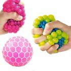 Squeeze Mesh Balls Fidget Stress Toy Squishes Kids Fun Play Squeezy Gripper Ball on eBay