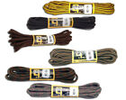 Grafters 140cm Laces Hiking Boots Strong Round Textile Shoe Boot Lace 6 Colours