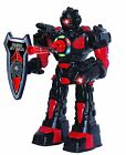 Remote Control Robot For Kids - RoboAttack TG630-R  - Shoots Foam Missiles