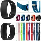 For Samsung Gear Fit 2 SM-R360 Silicone Replacement Wrist Band Strap Bracelet di