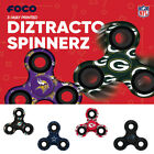 NFL Team Printed 3 Three Way Diztracto Fidget Hand Spinners Pick Your Team