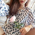Women Casual Dress High Fashion Autumn/Spring Fashion Floral Sleeves Jumpsuit
