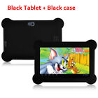 7'' Quad Core HD Child Tablet for Kids Android 4.4 Kitoch Dual Camera WiFi 8GB-P
