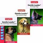 Beaphar Gentle Leader Dog Training Collar Head Harness - Stops Pulling - 3 Sizes