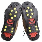 Внешний вид - Snow Ice Anti-Slip Silicone Shoes Cover Grippers Spikes Grips Climbing Crampons