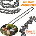"""16"""" CHAINSAW CHAIN SEMI CHISEL 0.325"""" 0.063"""" 62 DL FOR STIHL MS 210 230 250 251"""