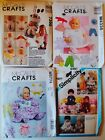 RARE! Vintage DOLL CLOTHES Sewing Pattern UC/FF ~ YOU PICK!