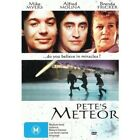 Pete's Meteor DVD = Brand New Fast Postage  =