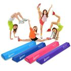 JuperbSky 4ft Balance Beam Sectional Floor Gymnastics Skill Performance Training