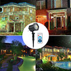 R&G Christmas LED Projector Laser Light Landscape Tree Party Garden Decor Shower