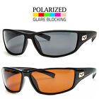 Mens Polarized Sunglasses Fits Large Size Wide Sports Tortoise Sunnies Golf r