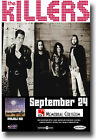 0613 Vintage Music Poster Art - The Killers