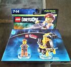LEGO DIMENSIONS 71212 THE LEGO MOVIE EMMET . BRAND NEW NRFB  *RARE* RETIRED