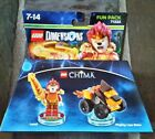 LEGO DIMENSIONS 71222 CHIMA  . LAVAL . BRAND NEW NRFB  *RARE* RETIRED