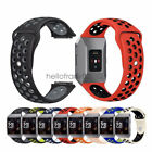 Silicone Sport Bracelet Watch Strap Watchband For Fitbit Ionic Replacement Band image