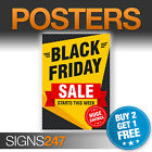 BLACK FRIDAY SALE POSTER - STARTS THIS WEEK printed sign (BA002)