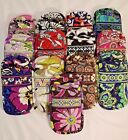 Vera Bradley Double Eye Eyeglass Case  in many Choices NWOT
