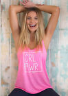 NEW Womens Lorna Jane Activewear   Grl Pwr Tank