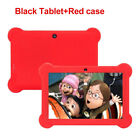 7''New Tablet WiFi HD Android 4.4 Quad Core Bundle for Kids Kitoch Dual Camera Y