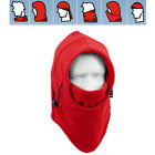 US Winter Motorcycle Thermal Fleece Ski Balaclava Full Face Neck Mask Cap Hat