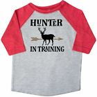 Inktastic Hunter In Training Hunting Toddler T-Shirt Hunt Bow Deer Future Childs