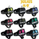 Julius K9® Strong Adjustable Power Harness Reflective Dog Puppy Robust Harnesses