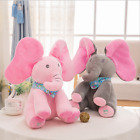Baby Cute Elephant Plush Toy Singing Stuffed Animated Kids Soft Toys Gifts New
