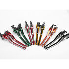 For Triumph Trophy/SE / SPEED TRIPLE 1050 CNC Clutch Brake Levers MixColor $23.54 USD on eBay