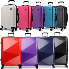 28'' Large Hard Shell Trolley Suitcase Hand Luggage Lightweight Travel Case