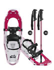 ALPS Adult  Snowshoes + Pair Snowshoeing Pole +  Free Carrying Tote Bag