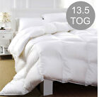 Laura Secret® Duck Feather Down Duvet - Hotel Quality Single Double King Pillow