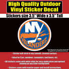 New York Islanders - NHL Hockey Vinyl sticker decal $3.25 USD on eBay
