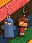 MAC & BLOO  Earrings Surgical Hook New Foster's Imaginery Friends