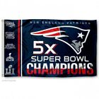 New England Patriots 2016 Super Bowl Champions Flag Football Tournament Banner