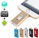 128GB 64G OTG USB Flash Memory Drive U Disk pendrive for Android IOS iPhone MAC