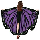 UK Fancy Soft Fabric Butterfly Wings Fairy Ladies Nymph Pixie Costume Accessory