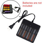 2017 New Universal Battery Black Charger For Flashligt Li-ion 18650/16340/14500